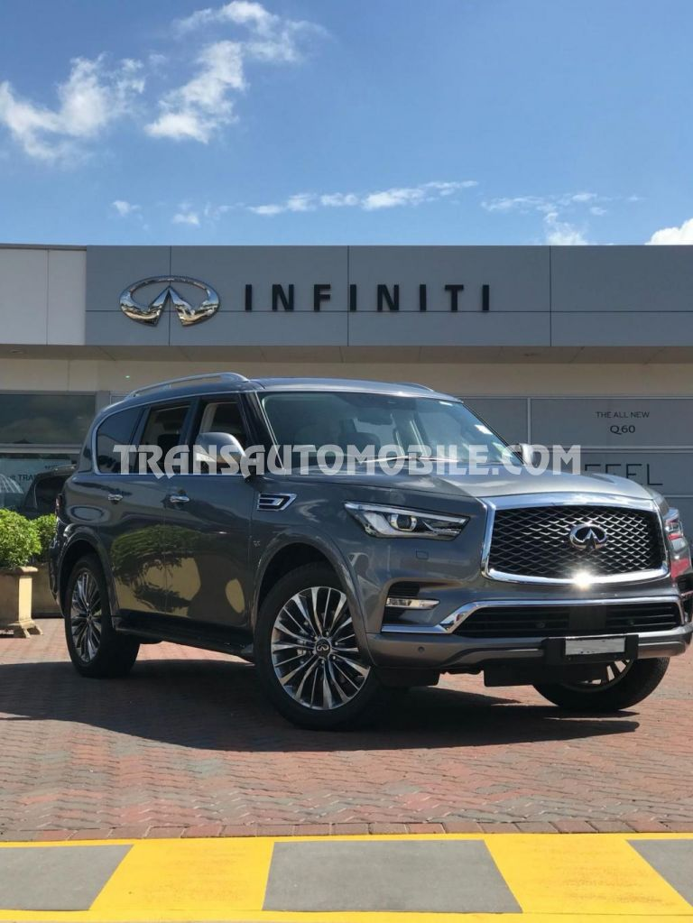 Infiniti - Export advertisements Infiniti QX80 . New or used - Export Infiniti QX80