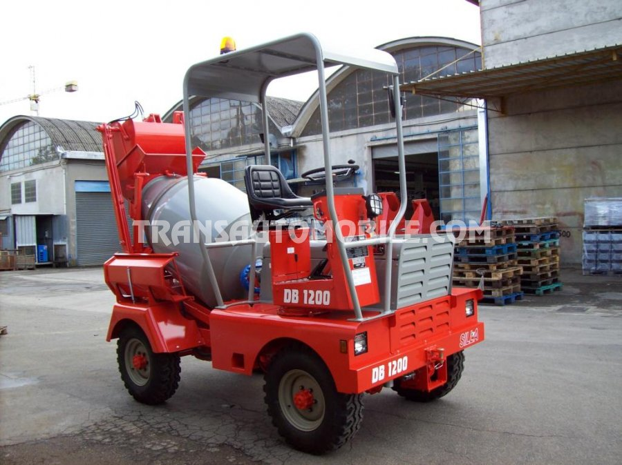 Silla DB 1200 M  Diesel