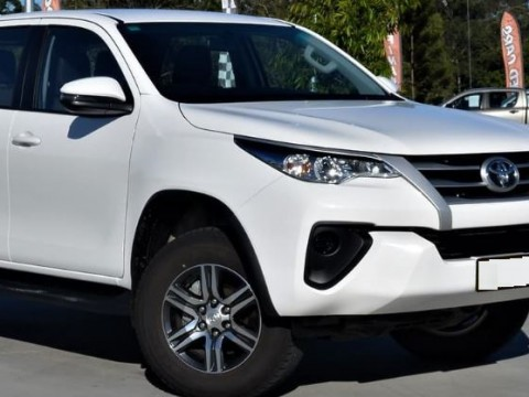 Toyota Fortuner Exportación