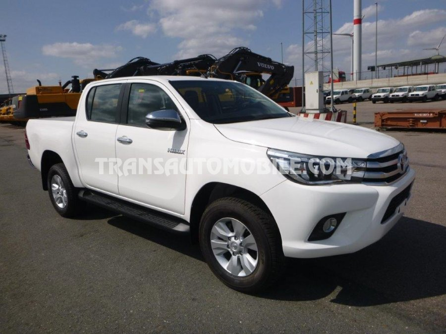 prix toyota hilux revo pick up double cabin turbo diesel luxe toyota afrique export 2266. Black Bedroom Furniture Sets. Home Design Ideas