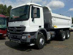 Mercedes ACTROS Export