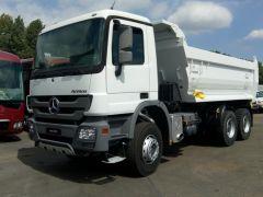 Mercedes - Annonces export Mercedes ACTROS 3331, neufs ou d'occasion - Export Mercedes ACTROS 3331