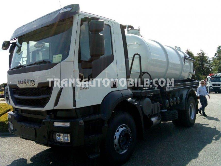 Import / export Iveco Iveco TRAKKER AD190T38H Diesel   - Afrique Achat