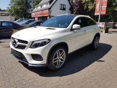 Export SUV Mercedes GLE, Neuf