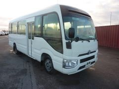 Export Toyota Coaster 30 Seats