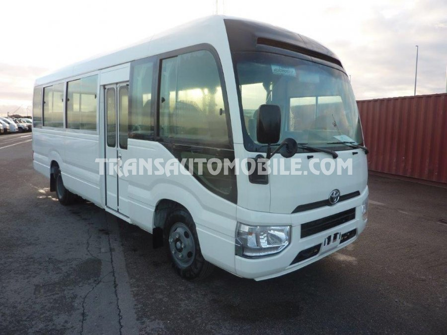 Import / export Toyota Toyota Coaster 30 Seats Diesel   - Afrique Achat