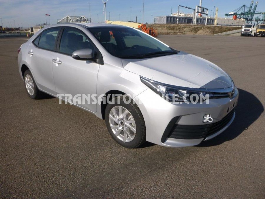 Import / export Toyota Toyota Corolla sedan-pwr Essence   - Afrique Achat