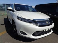 Export Toyota - Export advertisements Toyota Harrier . New or used -  Export Toyota Harrier