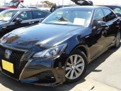 Export Toyota Crown