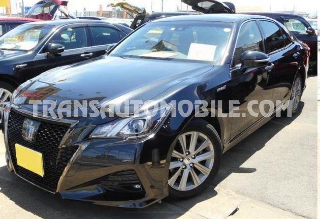 Import / export Toyota Toyota CROWN  Benzin   - Afrique Achat