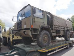 Saurer 16DM Export