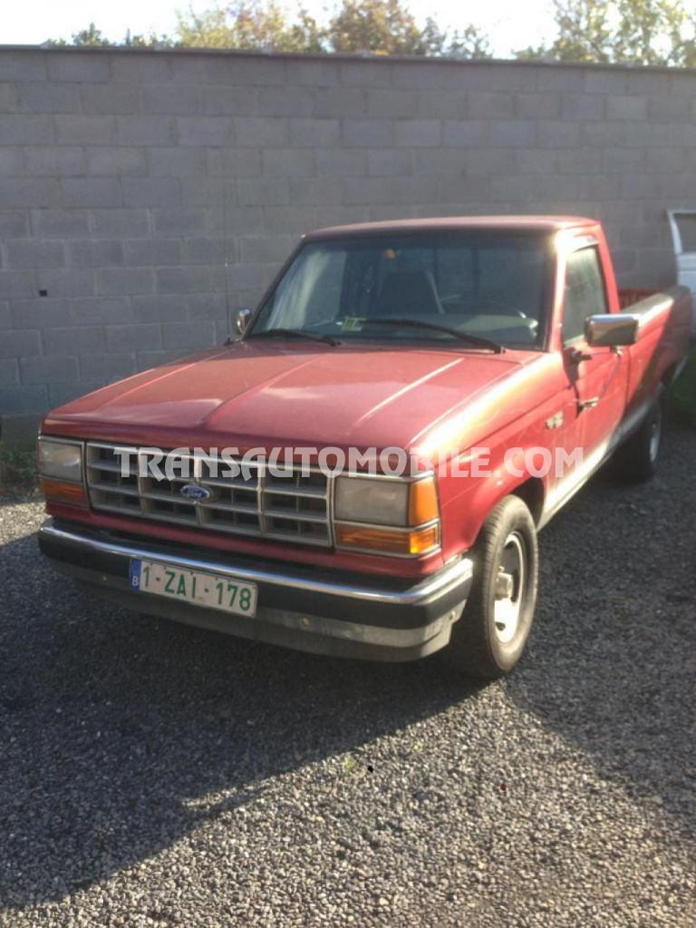 Ford Ranger  Essence