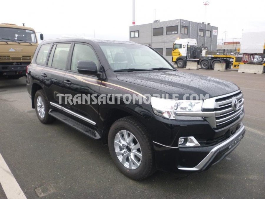 Toyota Land Cruiser 200 V8 Station Wagon Turbo Diesel GXR-8 2019  (2019)