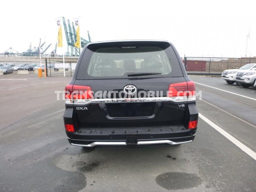 Price Toyota Land Cruiser 200 V8 Station Wagon Turbo Diesel Gxr 8