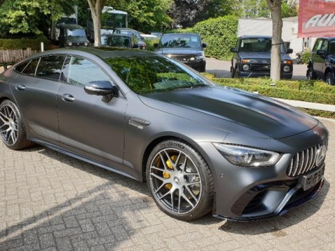 Export Coupe Mercedes Classe GT, Novo