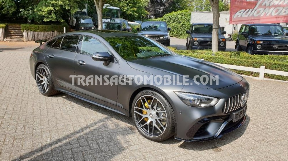 Mercedes gt 63 amg prezzo