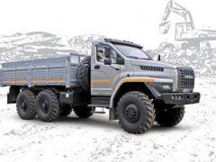 Export Flatbed Ural NEXT, Novo