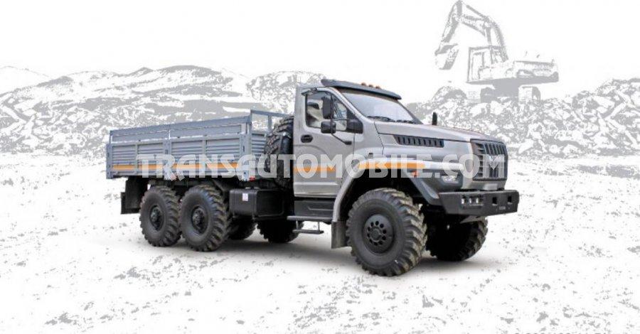 Ural NEXT 4320-5111-73 Gasóleo