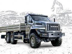 Ural NEXT 4320-5911-72 Diesel