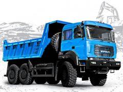 Ural 6370K-0121  Gasóleo
