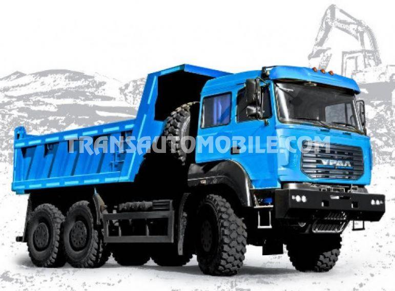 Ural 6370K-0121  Diesel