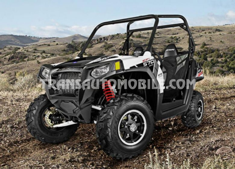 polaris rzr 570 cc buggy