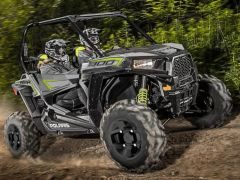 Polaris RZR S 900 CC EPS Export