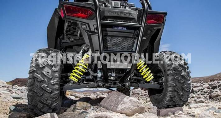 Polaris RZR S 900 CC EPS Buggy Petrol 2 places