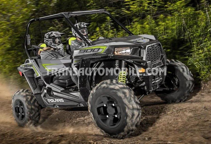Import / export Polaris Polaris RZR S 900 CC EPS Buggy Essence 2 places  - Afrique Achat