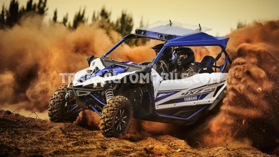 Yamaha YXZ 1000R SS buggy Petrol 2 places