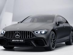 Mercedes AMG GT 63 S 4MATIC+ 4-door Coupe  Essence