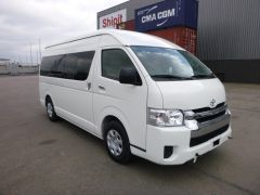 Export Toyota - Export advertisements Toyota Hiace HIGH ROOF / TOIT HAUT. New or used -  Export Toyota Hiace HIGH ROOF / TOIT HAUT