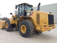 Export Wheel loader Caterpillar 966 h, Novo