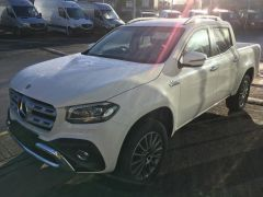 Exportation Mercedes - Annonces export Mercedes X-Classe 350 Pick up, neufs ou d'occasion -  Exportation Mercedes X-Classe 350 Pick up