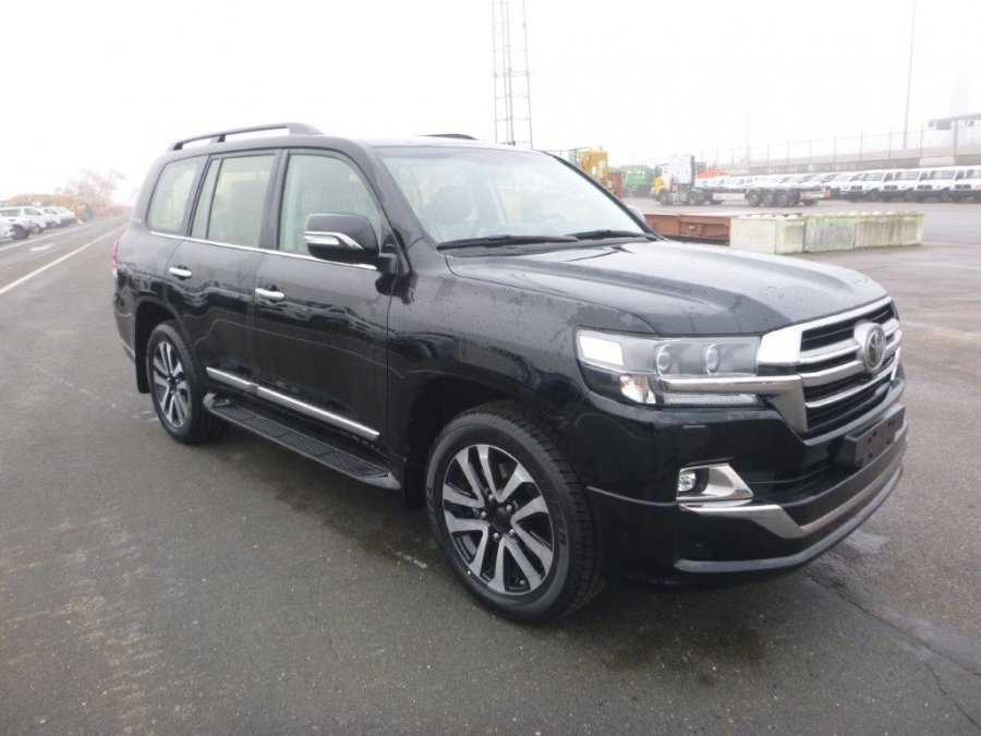 Export TOYOTA Land Cruiser 4x4 200 V8 Station Wagon 4.5L V8 TD   VX8 LIMITED PLUS 2016 VX8 EXECUTIVE LOUNGE