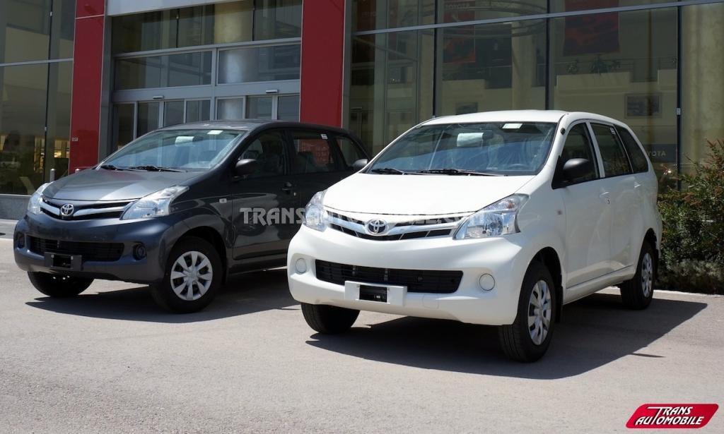 Toyota Avanza  Essence   RHD
