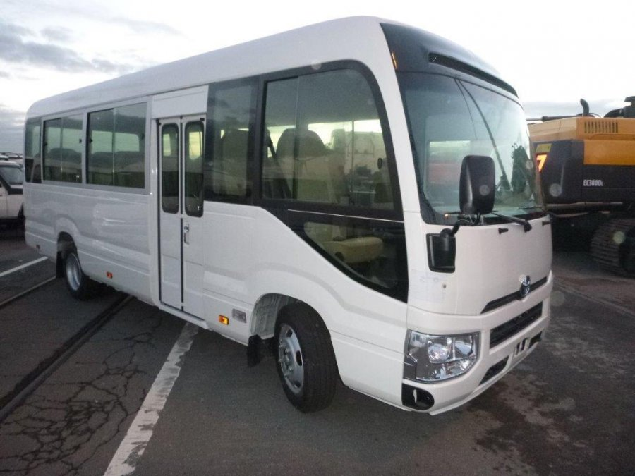 TOYOTA Coaster Bus 23 SEATS
