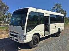 Export Toyota Coaster 23 SEATS
