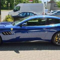 Ferrari GTC4 Lusso T  Gasolina