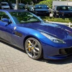 Exportation Ferrari GTC4 Lusso T