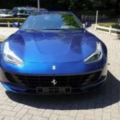 Import / export Ferrari Gtc4 Lusso T  Benzin  . Afrique achat