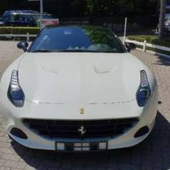 Ferrari California T 4 Places  Petrol