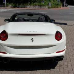 Ferrari California T 4 Places  Benzine