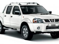 Nissan NP300 HARDBODY Exportação