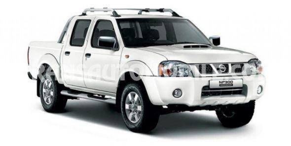 Nissan NP300 Hardbody DOUBLE CABINE Turbo Diesel Luxe  RHD
