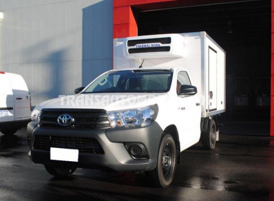 Toyota Hilux/Revo Pickup single Cab Turbo Diesel  Fridge/Frigo  (2018) RHD