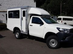 Toyota Hilux/REVO Pickup single Cab Diesel  - RHD