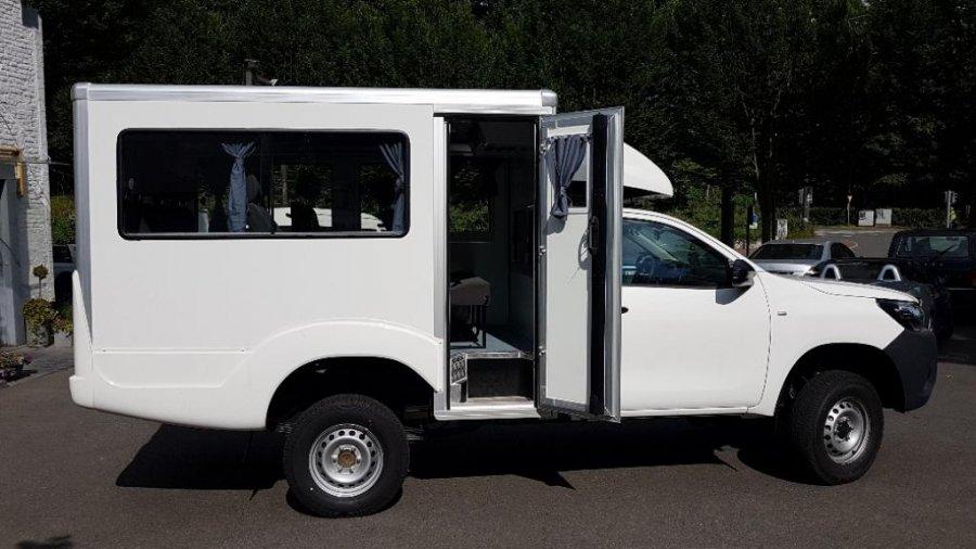 TOYOTA Hilux/REVO  Pickup single Cab