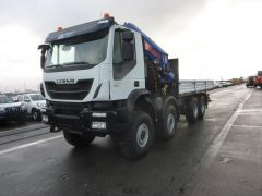 Export Iveco TRAKKER AD410T44