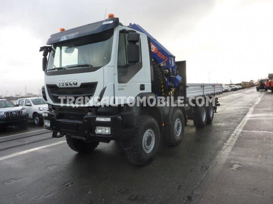 Iveco TRAKKER AD410T44 Gasóleo  8x8   (2018)